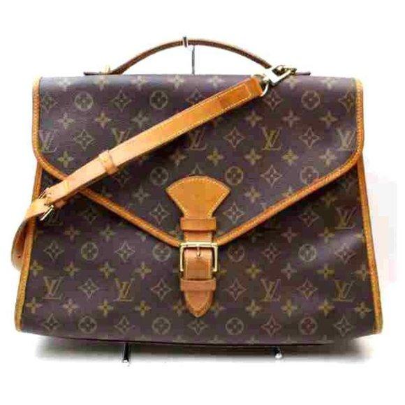 Louis Vuitton Handbags - Auth Louis Vuitton Beverly Laptop Bag #N4505V87